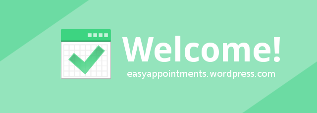 Welcome to Easy!Appointments Blog