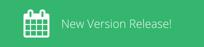 New Version Release
