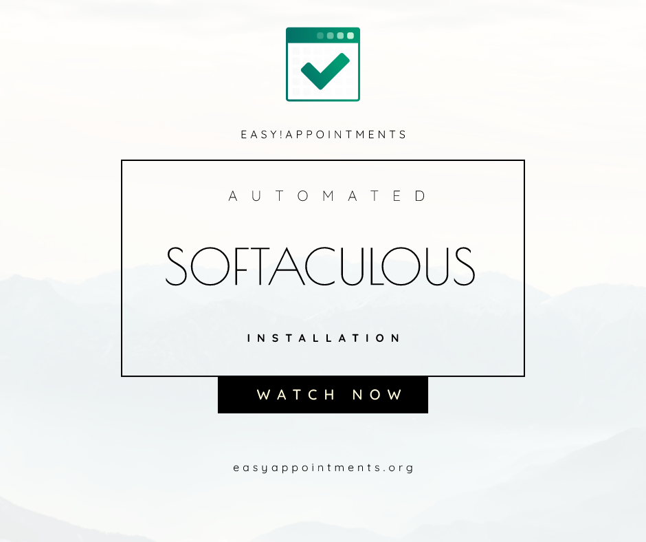 Softaculous Installation
