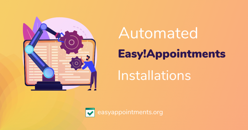 automated-easyappointments-installations